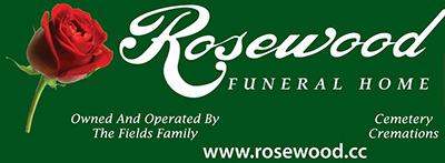 Rosewood Funeral Home and Cemetery Logo