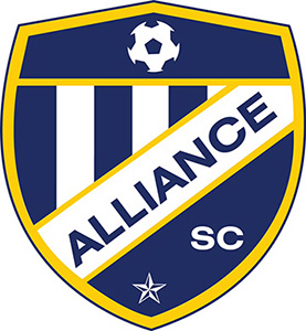 Kingwood Alliance Soccer Club Logo
