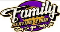 Family Heating & Air Logo