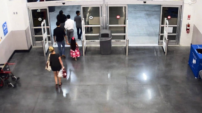 Couple Uses Child To Steal From Walmart