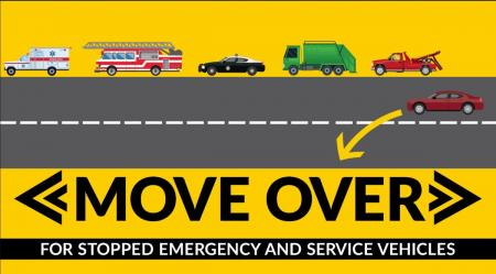 Move Over/Slow Down Law