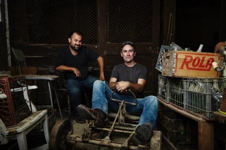 American Pickers Looking for Treasure in Texas