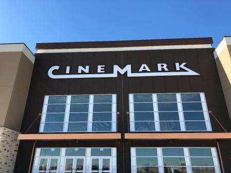 Cinemark Opens In VRTC