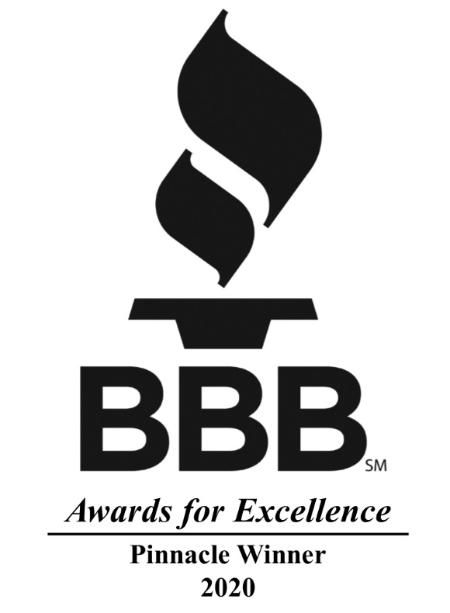 Madd Air Earns 2020 BBB Pinnacle Award