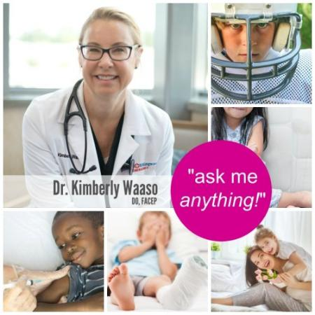 Ask me Anything! Local Moms Coffee Talk with Dr. Kim Waaso